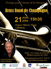Brass Band de Champagne